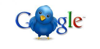 Twitter e Google nuova intesa